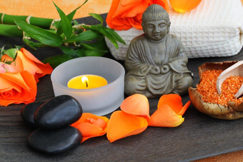 Yoga-Auszeit, entspannen, meditieren